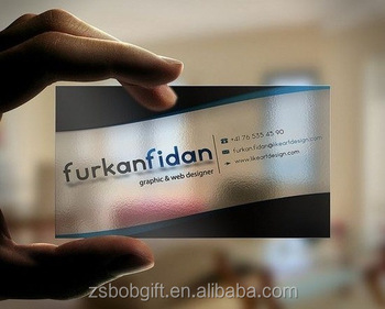 fancy clear transparent business cards wholesale - Fancy Business Cards