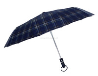"Foldable 21""*10 ribs sunny umbrella automatic open and close function"