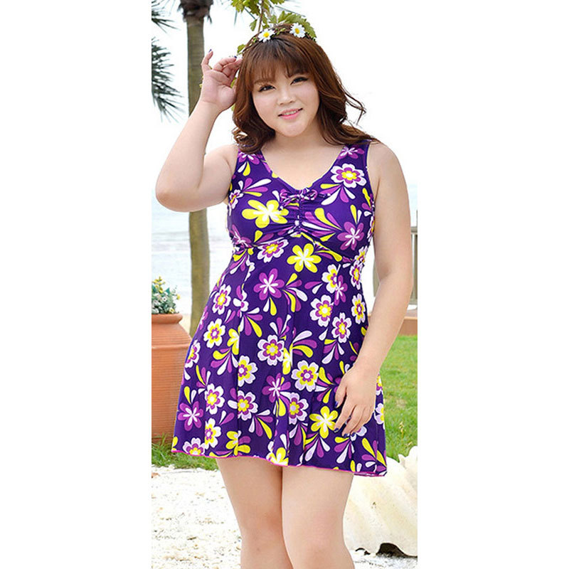 22980abefcdad Get Quotations · SS-Girls 2015 Plus Size 2XL-6XL Swimwear Women New Large  Size Swimwear Set
