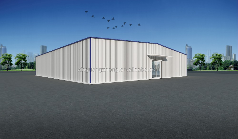 The cost of steel structure hangar building