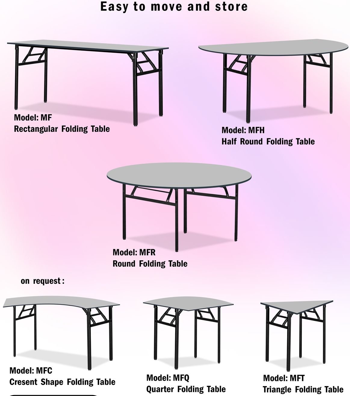banquet table buy folding table product on alibaba com
