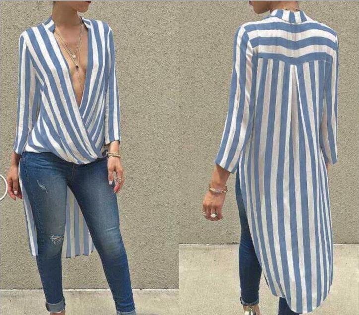 a3d205d22d1 AliExpress Amazon faddish pullover dress shirt long sleeve dress summer  woman long dress