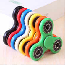 metal handsheld bearing stress relief fidget spinner