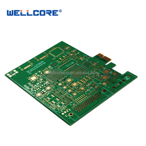 2018 fast printing 94v0 pcb circuit board assembly manufacture
