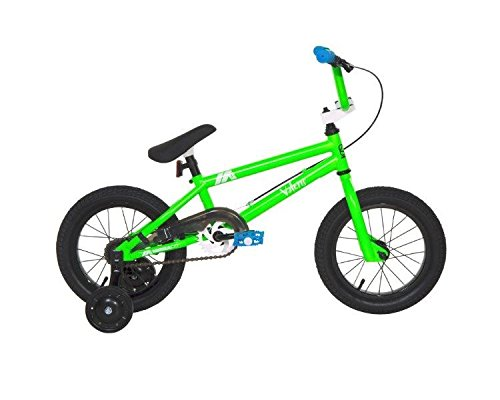 Get Quotations Dave Mirra Boys 8048 30t 14 Inch Valens Mirraco Bike Neo Green