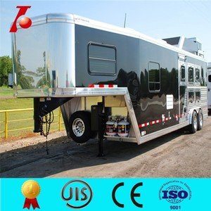 luxury horse trailer truck for sale