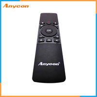 low cost smart black 433mhz remote control for android box
