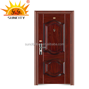 2018 Good quality steel clad exterior doors