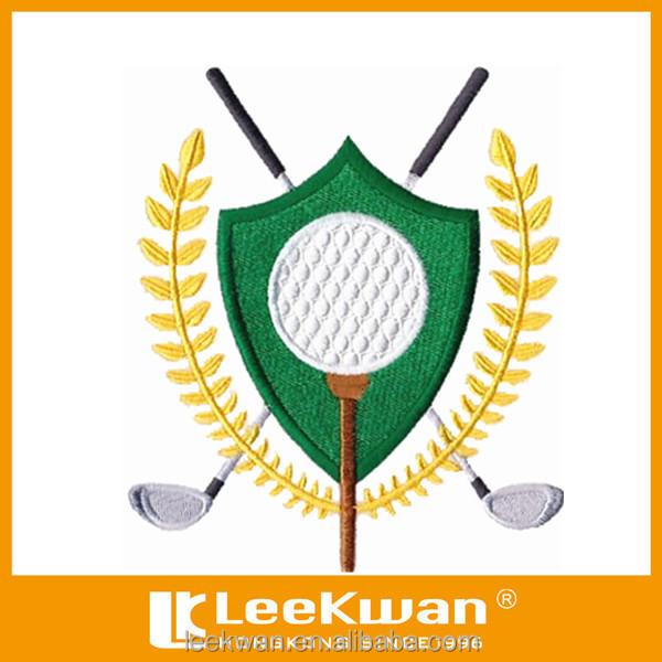 Various Sport Logo Design Embroidery Patch/badge/emblem Applique ...