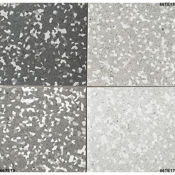 Ebro Ceramic Smart Floor Tile With 3 D Picture Terrazzo Look Porcelain 60x60 60x120