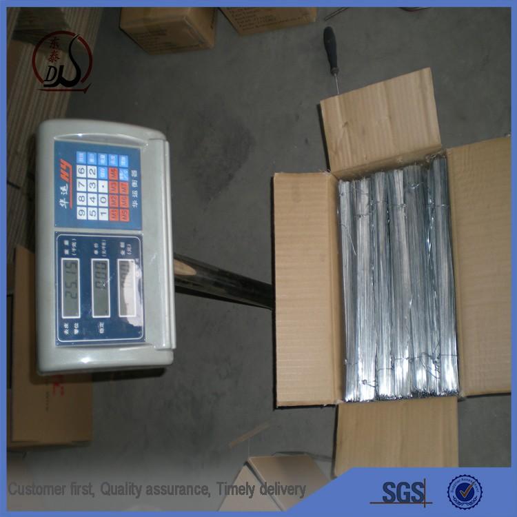 Cut Draht/electro Verzinkt Gerader Schnitt Draht/pvc-beschichtete ...