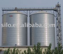 Corn / wheat / maize / paddy assembly silo storage for flour mill, starch mill