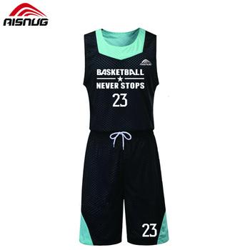 Custom Sublimation High Quality Womens Basketball Uniform Design ... 3032f7943