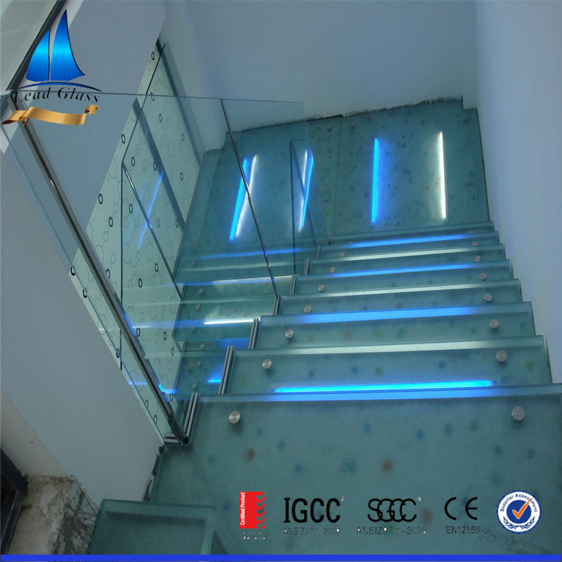 Laminated Glass Stair Treads, Laminated Glass Stair Treads Suppliers And  Manufacturers At Alibaba.com