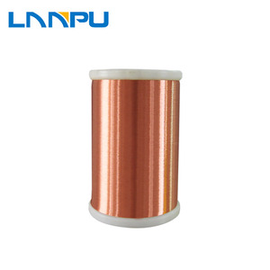 High temperature color round enamel copper submersible winding wire