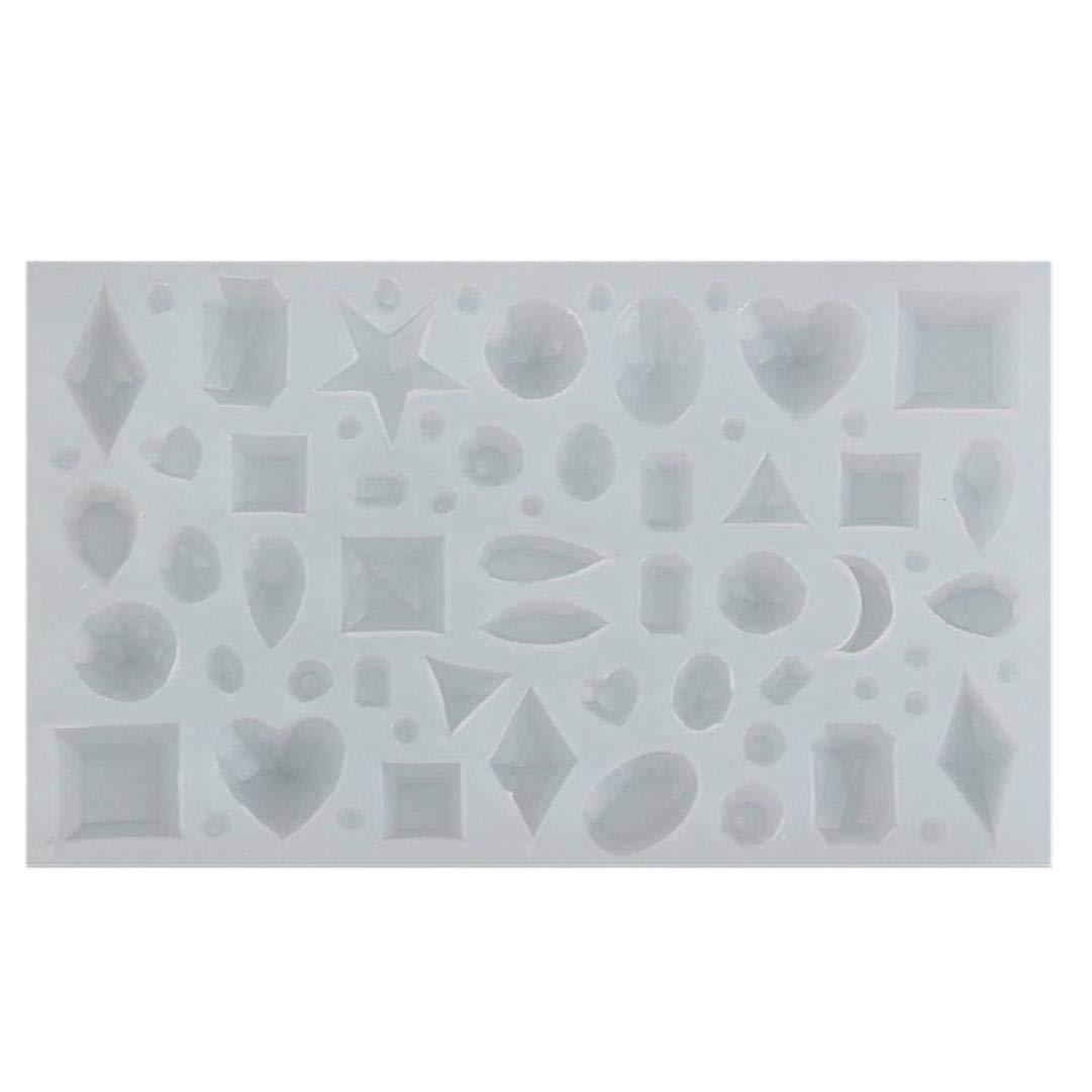 Silicone Ice Tray-Vibola Summer Pendant Mold Ice Cubes Tray Handmade Tool Epoxy Resin Molds