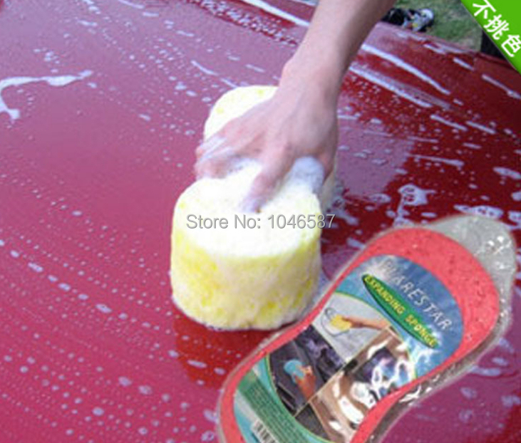 5 шт./лот соты мойки инструмент для очистки стиральная авто бытовая салфеткой сжатие чистой губкой