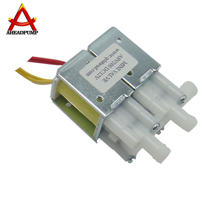 24v 6v 12 volt 12v DC high temperature low price food grade miniature air 2 way solenoid valve
