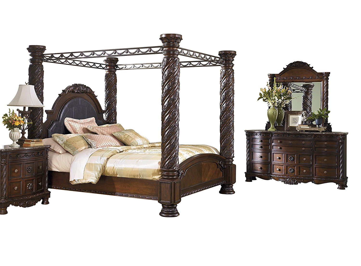 Cheap 4 Poster Bed King, find 4 Poster Bed King deals on ...