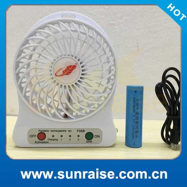 consumer electronics portable promotion small desk fan table fan