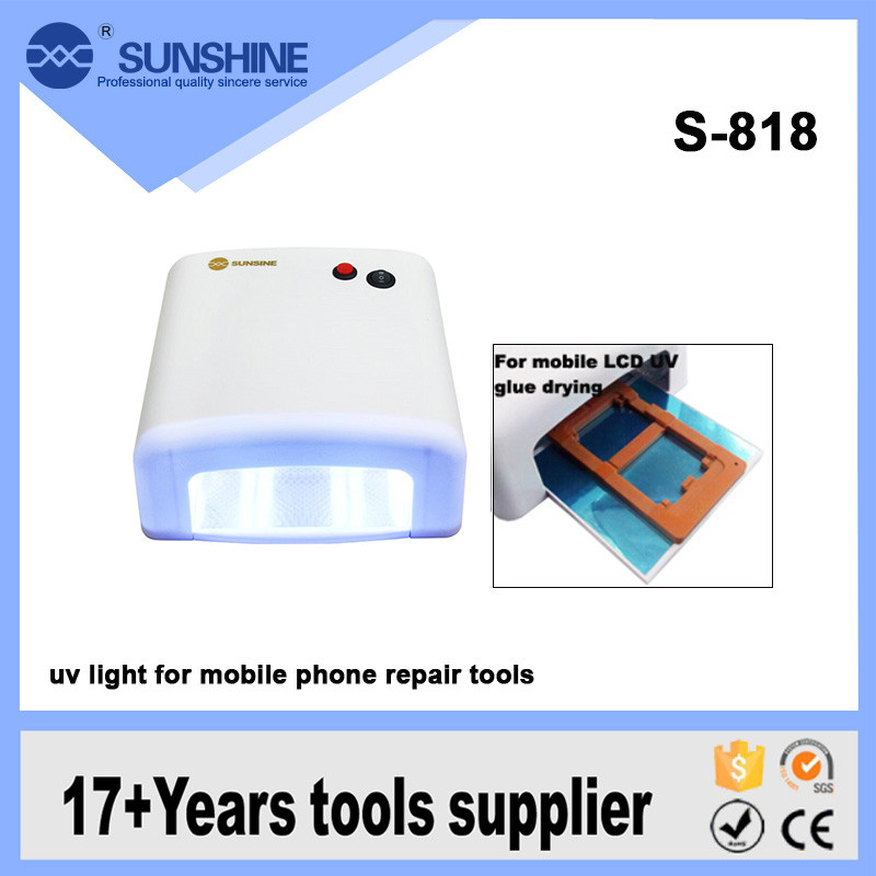 High Quality Auto Sensor Nail Led Lamp UV Lamp UV Light 36w for mobile phone repair tools