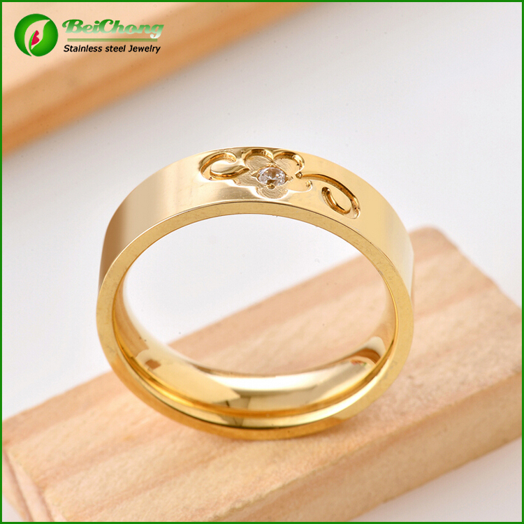 gold stunning stone rings women pin female design for designs without ring