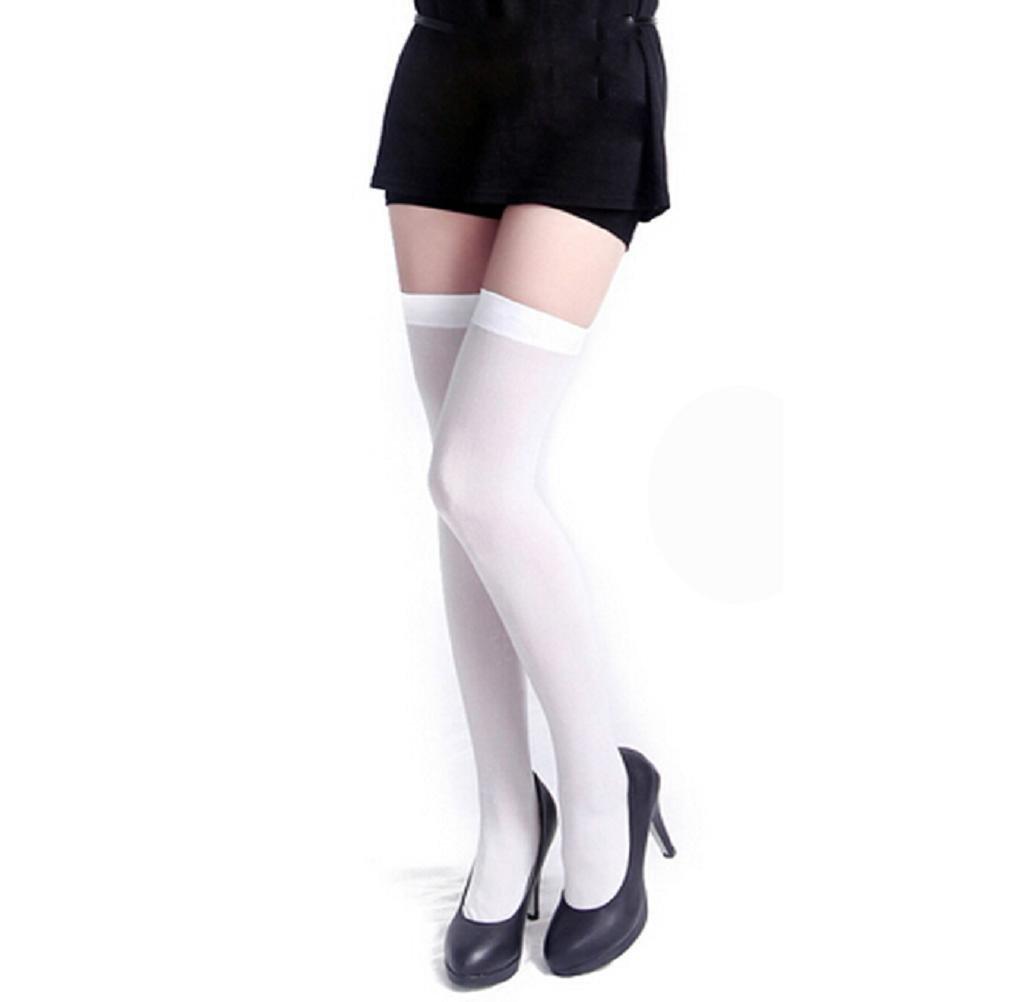 High Sock Nylon Spandex Micro