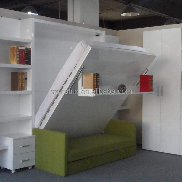 platzsparende m bel platzsparend klappbett mit sofa bett produkt id 1949456508. Black Bedroom Furniture Sets. Home Design Ideas