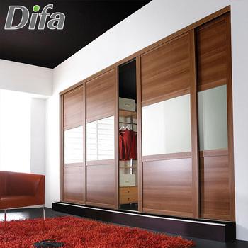 Attirant Custom Bedroom Wardrobe Design In Sliding Door,Bedroom Wardrobe Colours  Combination