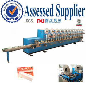 New Type Cigarette Paper Roll Folding Making Machine Price