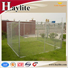 tube dog show cage used with lock