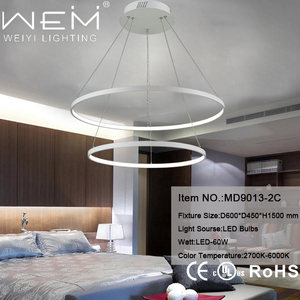 Linear Type Chandelier For Sitting Room Decorative Hanging Pendant Light
