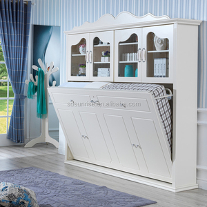 Custom Simple Design Unit Murphy Wall Bed For Sale