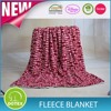 BSCI SEDEX Disney Audited manufacturer wholesale micro sherpa printed flower pattern fleece blanket ali expres china