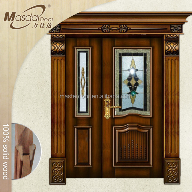 Buy Cheap China exterior door glass and wood Products, Find China ...