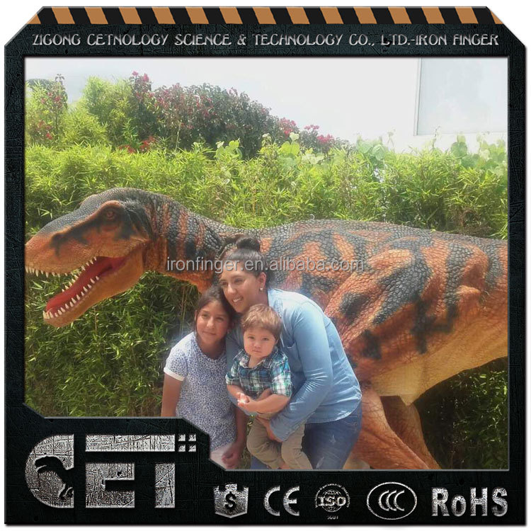 Cet-A-1396 raptor costume battery operated t rex walking items