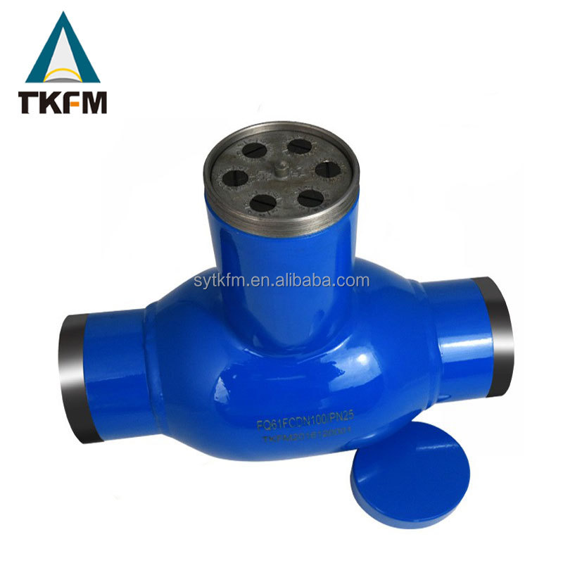 manual operated fully limit switch welded ball valve key 200 for steam