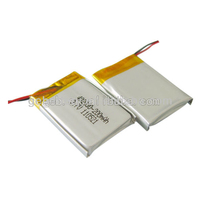 402030 3.7v 200mah lipo rechargeable Lithium Ion Polymer battery