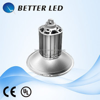 low decay high lumens 150w led high bay light fixture