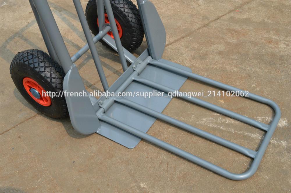 ht4024 diable pliant chariots chariots main id de. Black Bedroom Furniture Sets. Home Design Ideas