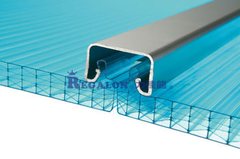 Hollow U Locking Makrolon Polycarbonate Buy Makrolon