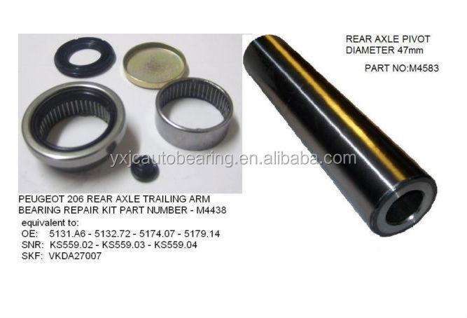 repair kit peugeot 206 bearing kit shaft axle buy repair kit beam rear suspension arm peugeot. Black Bedroom Furniture Sets. Home Design Ideas