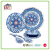 Hot sale elegant melamine wholesale dinnerware