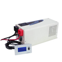 CE ROHS Low frequency 24v dc to 220v ac Pure Sine Wave Intelligent Car Power Inverter 6000W