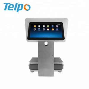 Retail smart weighing solutions Basic POS system with weighing printing scale