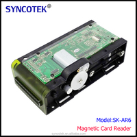 Motorized card reader writer supports RFID IC card Read Write SK-AR6
