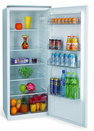 206L Built In Single Door Refrigerator Without Freezer