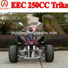 2013 New 250cc three wheel atv(JLA-923E-1)