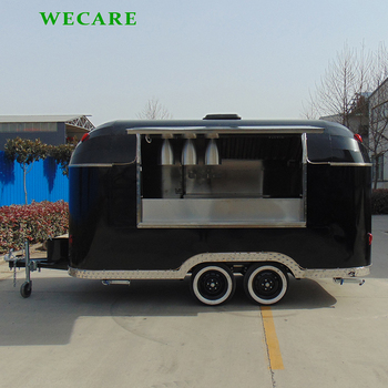Modern Mobile Catering Trailer Electric Food Truck For Fried Ice Cream -  Buy Electric Food Truck,Mobile Food Trailer,Food Truck Product on  Alibaba com