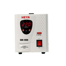 Sertifikat CE 2KVA/2000 W/2000 Watt 3000 W 220 V Voltage Stabilizer